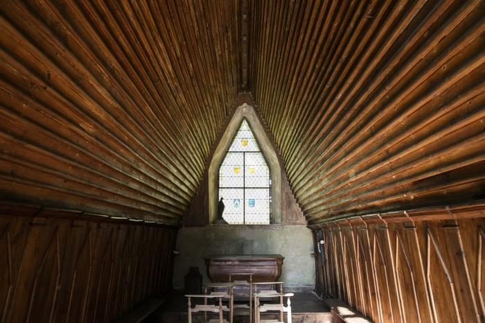Journées du patrimoine 2018 - Découvrez la chapelle Saint-Martin de Couzeix