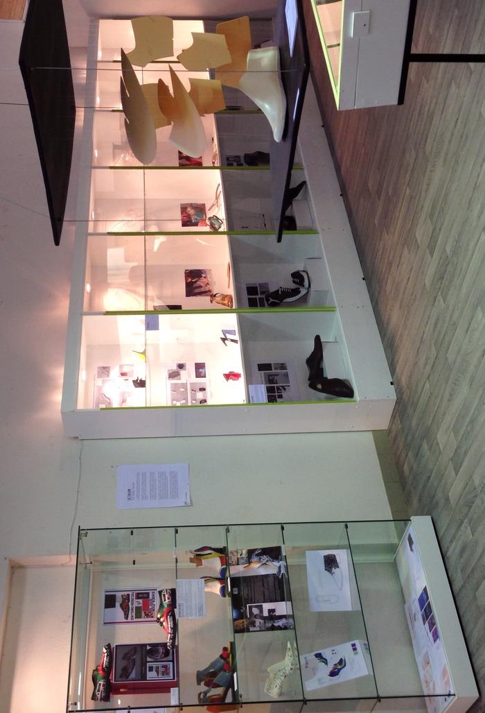 Crédits image : musée de la chaussure