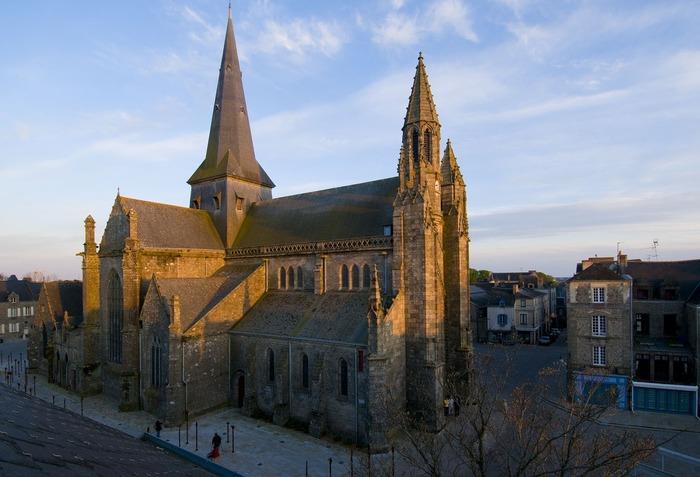 Journées du patrimoine 2017 - Découvrez la collégiale Saint-Aubin