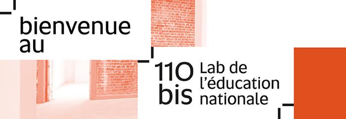 Journées du patrimoine 2018 - Découvrez le 110 bis, le lab d'innovation de l'Éducation nationale !
