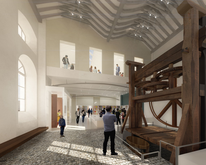 Journées du patrimoine 2018 - Découvrez le chantier de restauration du Château Perrier