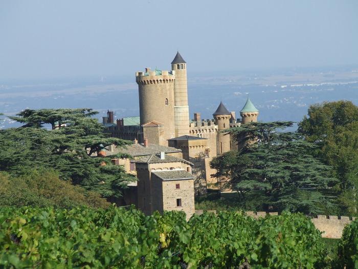 Journées du patrimoine 2017 - Découvrez le château de Montmelas et son histoire