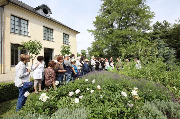 Journées du patrimoine 2018 - Découvrez le Parc de Madame Elisabeth  en compagnie des jardiniers du Département