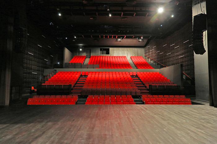 Journées du patrimoine 2017 - Visite guidée du théâtre de l'Arsenal