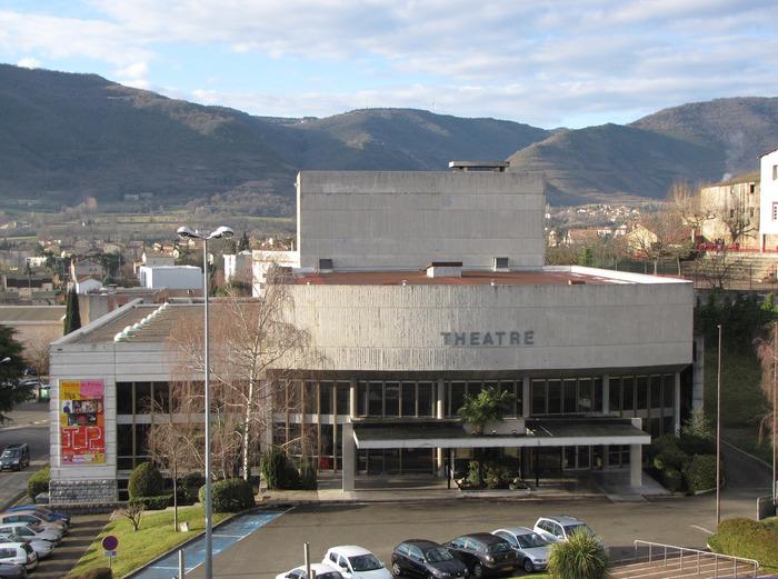 Journées du patrimoine 2018 - Visite commentée des coulisses du théâtre de Privas.