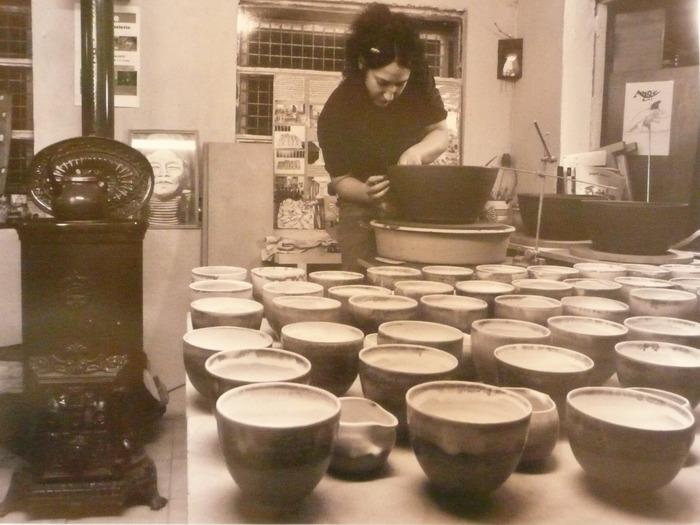 Journées du patrimoine 2017 - Découvrez un atelier professionnel de poterie à Roanne