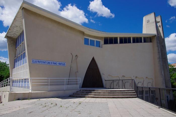 Crédits image : Eglise protestante de Martigues