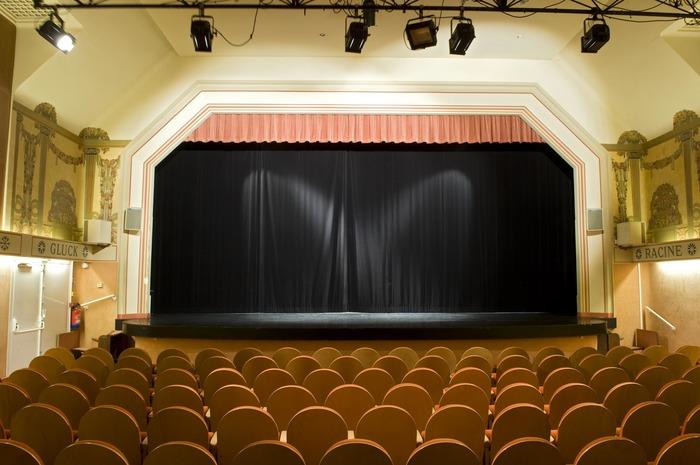 Journées du patrimoine 2018 - Maison commune et Théâtre du Chemin Vert