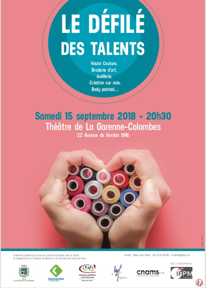 Journées du patrimoine 2018 - Défilé de talents