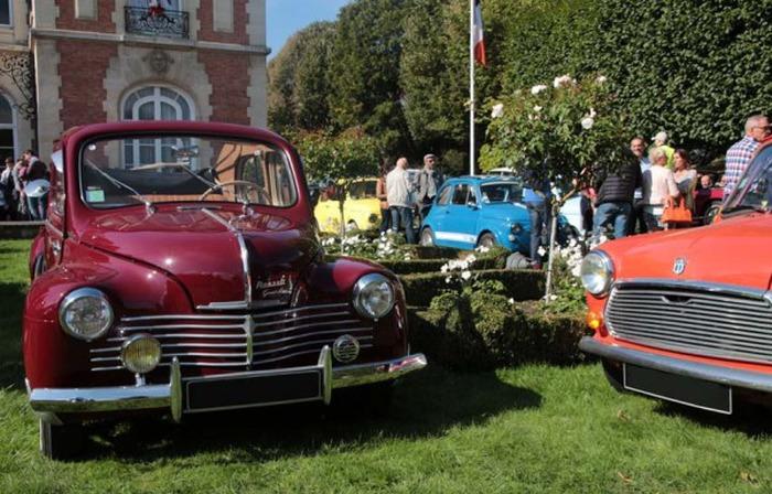 Journées du patrimoine 2018 - Défilé et exposition de véhicules d'époque