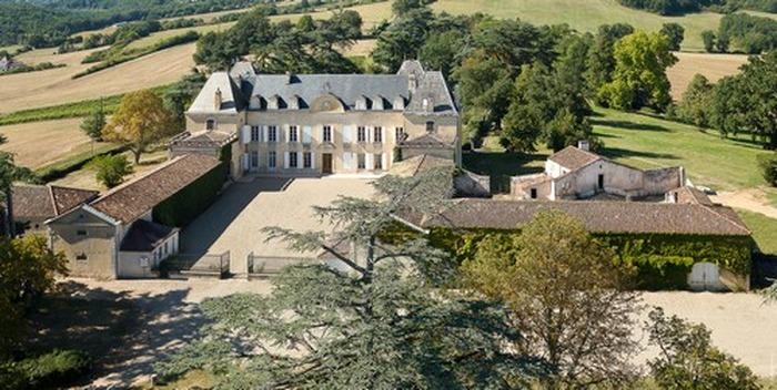 Crédits image : © Château des Salles