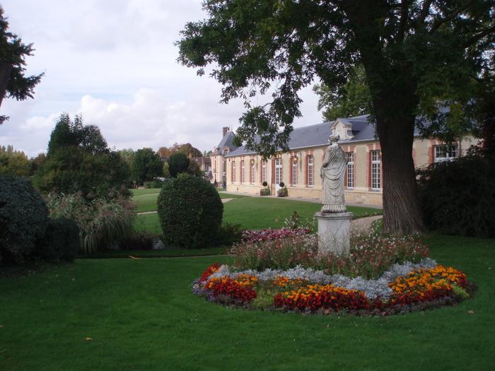 Journées du patrimoine 2018 - Déjeuner sur l'herbe à Grosbois