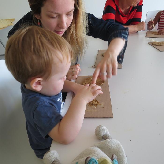 Journées du patrimoine 2018 - Visite-atelier Parents-Enfants