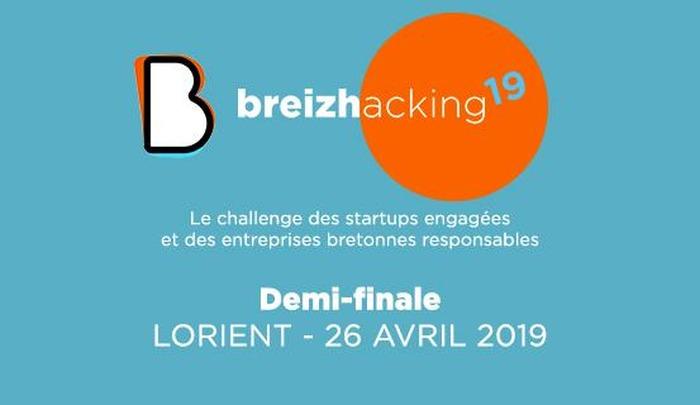 Demi-finale du Breizhacking'19 à Lorient