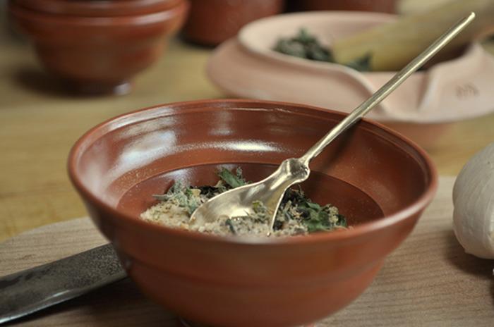 Journées du patrimoine 2018 - Démonstration autour de l'alimentation gallo-romaine