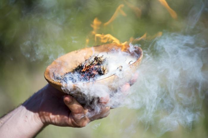 Journées du patrimoine 2018 - Démonstration d'artisanat et de techniques préhistoriques
