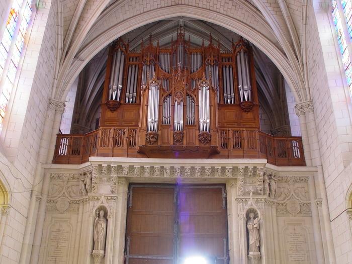 Journées du patrimoine 2018 - Démonstration d'orgues