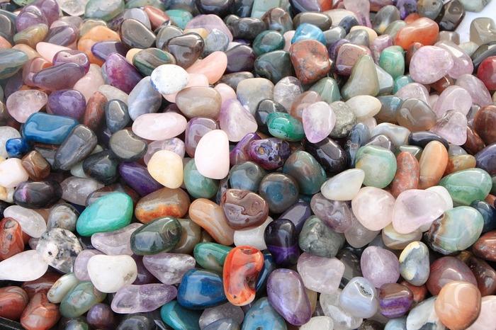 Journées du patrimoine 2017 - Démonstration d'un tailleur de pierres précieuses