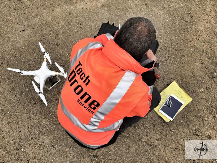 Crédits image : © Tech Drone Service