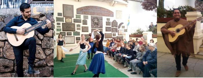 Journées du patrimoine 2018 - Démonstration des Musiques et Danses Folkloriques Argentines