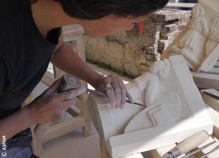 Journées du patrimoine 2018 - Démonstration des savoir-faire traditionnels de la construction