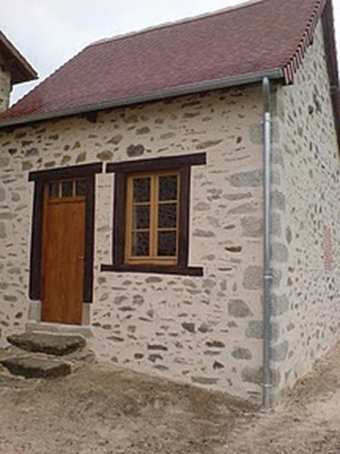 Journées du patrimoine 2018 - Démonstration du four à pain de Saint-Hilaire-Bonneval
