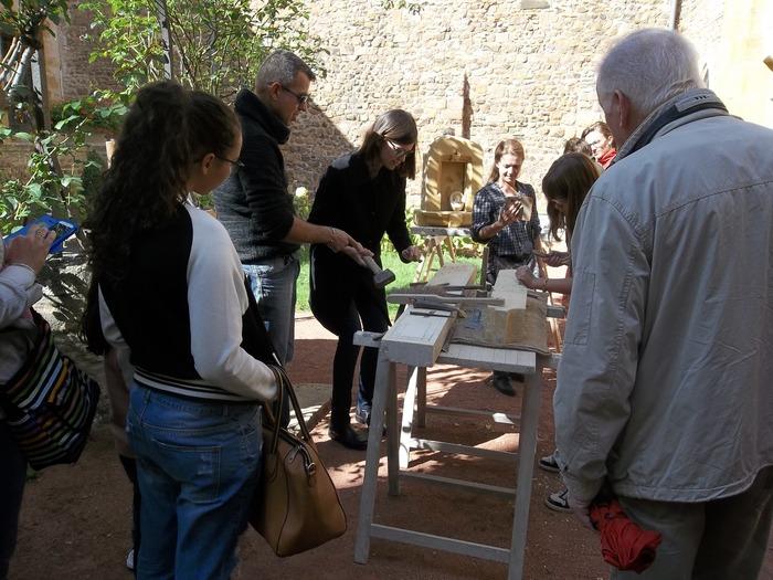 Journées du patrimoine 2018 - Démonstrations et ateliers.