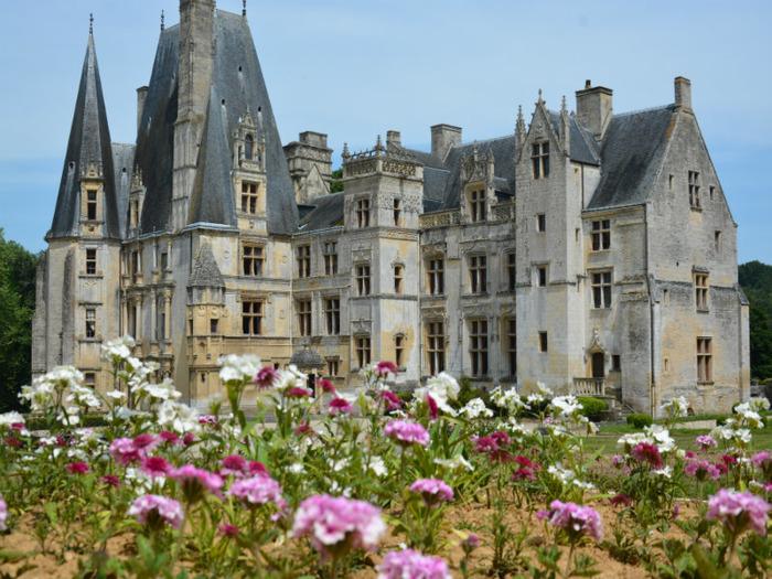 Crédits image : © Château de Fontaine-Henry