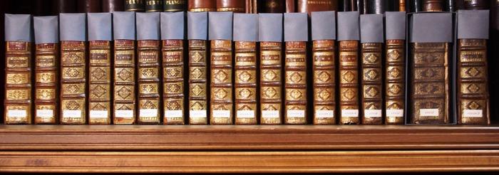 Journées du patrimoine 2018 - Démonstrations d'entretien de livres anciens