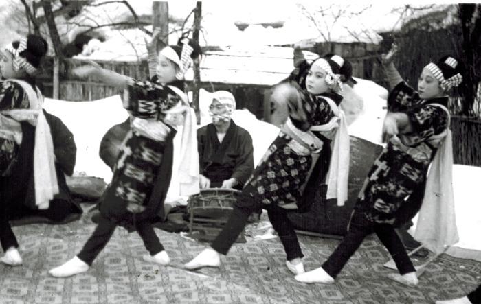 Journées du patrimoine 2018 - Démonstrations et ateliers participatifs, autour du Taikos, et de la danse awa.