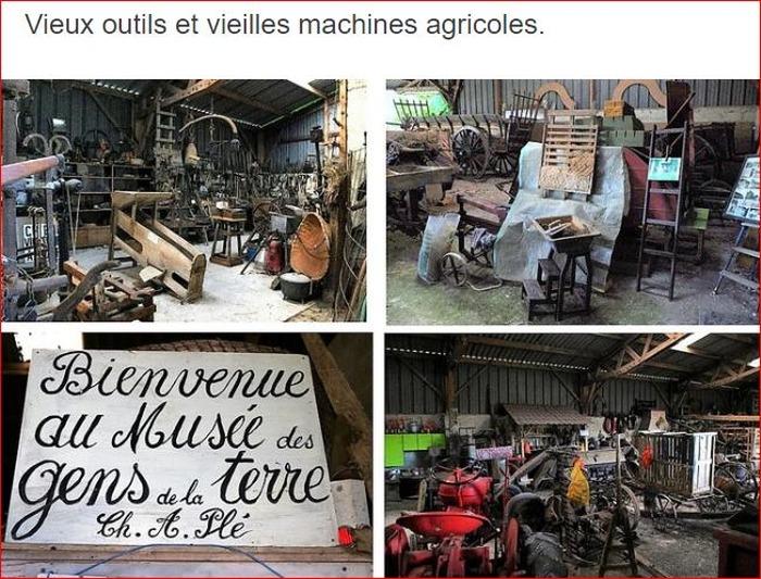 Journées du patrimoine 2018 - Démonstration sur la technique du torchis et la fabrication de cordes à l'ancienne