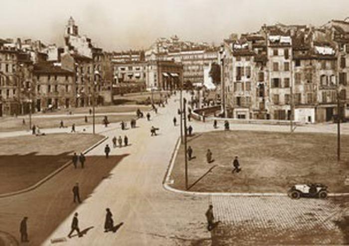 Journées du patrimoine 2017 - Derrière la Bourse, archéologie d'un quartier : 1862–2017