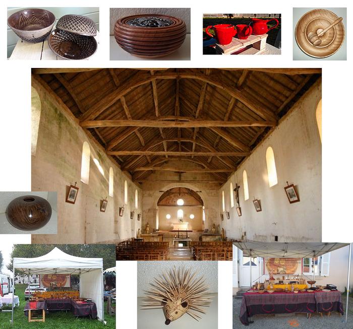 Journées du patrimoine 2018 - Des artisans d'art s'invitent à l'église de Grandecourt