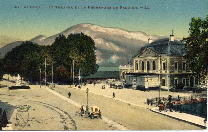 Crédits image : Photothèque du musée d'Annecy