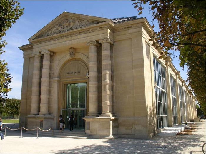 Crédits image : Copyright S.Boegly - Musée de l'Orangerie