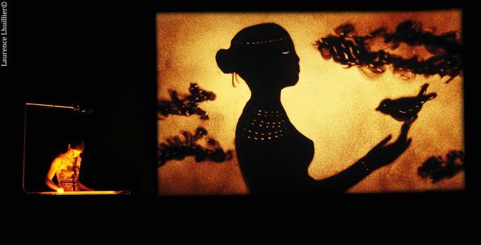 Des rêves dans le Sable - Lorène Bihorel