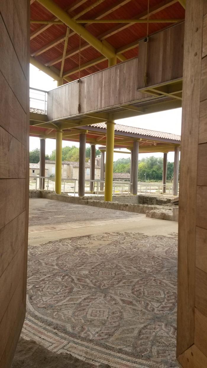 Journées du patrimoine 2018 - Des vestiges à l'élévation de la villa gallo-romaine