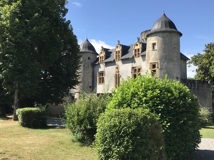 Journées du patrimoine 2017 - Dessine-moi une gargouille, à la découverte du château médiéval d'Estancarbon