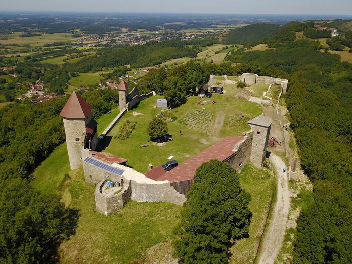 Journées du patrimoine 2017 - Deux jours de fête au château de Chevreaux !