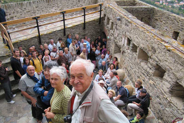 Journées du patrimoine 2017 - Fort Saint-Elme