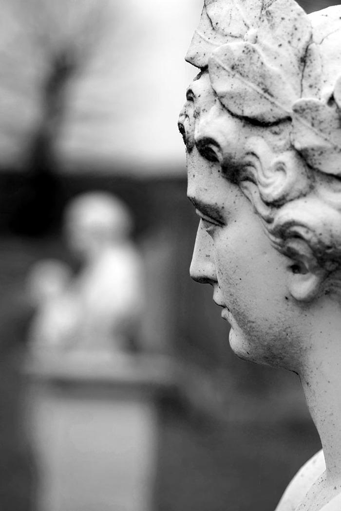 Journées du patrimoine 2018 - Dialogue de statues