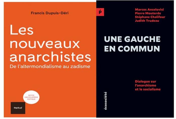 Rencontre avec Francis Dupuis-Déri et Marcos Ancelovici