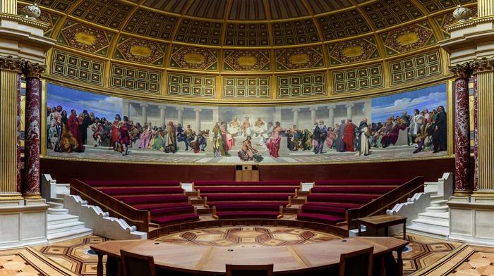 Journées du patrimoine 2018 - Visites commentées des Beaux-Arts de Paris