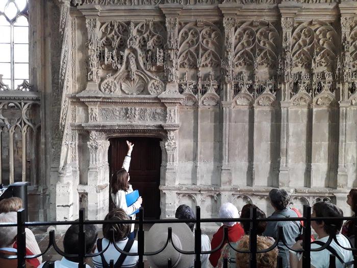 Journées du patrimoine 2018 - Visite guidée :