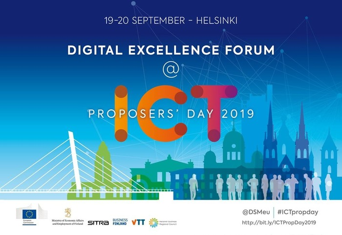 Digital Excellence Forum @ ICT Proposers' Day 2019
