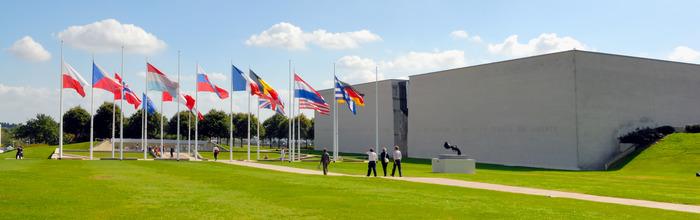 Crédits image : © Mémorial de Caen / S. Colomyès