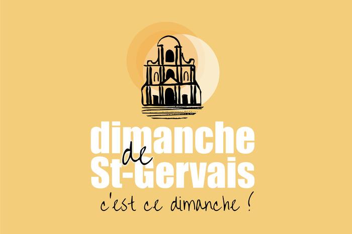 Dimanches à Saint-Gervais
