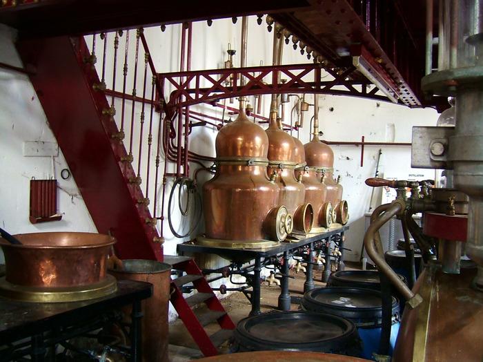 Journées du patrimoine 2018 - Distillerie Combier - Partenaire MUSEO PASS
