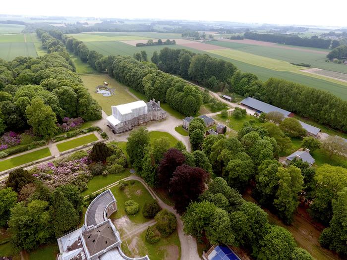 Journées du patrimoine 2018 - Visite libre du domaine du Grand Daubeuf