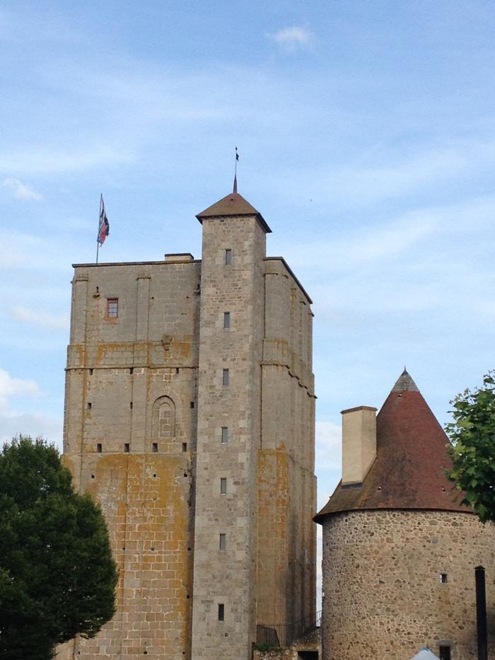 Crédits image : mairie d'Huriel